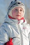 портрет девушки Стоковые Фотографии RF