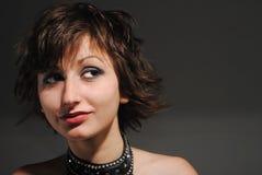 портрет девушки Стоковое Фото