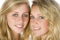 портрет девушок подростковый Стоковое фото RF