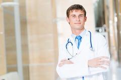 Портрет доктора Стоковые Изображения