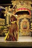 Портрет девушки в танце Стоковое Фото