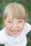 Портрет девушки на природе Стоковые Фотографии RF