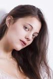 Портрет девушки очарования Стоковая Фотография