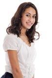 Портрет девушки твена Стоковое Изображение RF