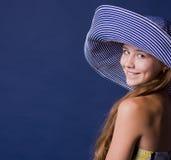 Портрет девушк-подростка Стоковое Фото