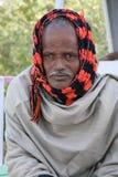 Портрет лейбориста в Kumrokhali, Индии стоковые изображения