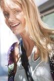 Портрет держателя Heidi фотомоделей Стоковое фото RF