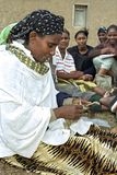 Портрет женщины ассоциации микрокредитования Стоковые Изображения RF
