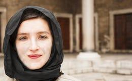 Портрет женщины стоковые фото
