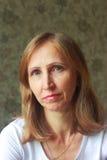 Портрет женщины Стоковые Изображения RF