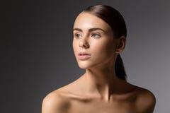 Портрет женщины Стоковые Фотографии RF