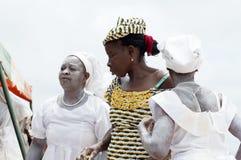 Портрет зрелых женщин стоковое фото