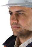 портрет инженера Стоковое Изображение RF