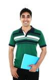 Портрет индийского студента Стоковое Изображение