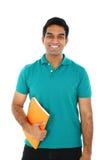 Портрет индийского студента Стоковые Изображения RF