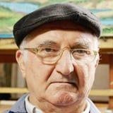 Портрет колеривщика Стоковая Фотография