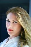 портрет коммерсантки милый Стоковое Изображение RF