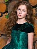 портрет красивейшего ребенка стоковое изображение rf