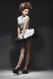 Портрет красивейшей дамы Стоковые Фотографии RF