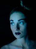 Портрет красивейшей девушки Стоковые Изображения RF
