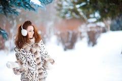 Портрет красивейшей девушки Стоковая Фотография