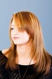 Портрет красивейшей женщины Стоковое Фото