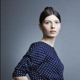 Портрет красивейшей женщины Стоковое фото RF