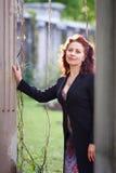 Портрет красивейшей женщины Стоковые Изображения RF