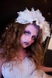 Портрет красивейшей маленькой девочки Стоковая Фотография RF