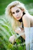 Портрет красивейшей повелительницы стоковое фото rf
