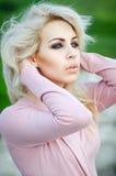 Портрет красивейшей повелительницы Стоковая Фотография
