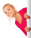 Портрет красивейшей fair-haired девушки стоковые изображения rf