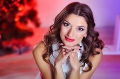 Портрет красивейших женщин Стоковая Фотография