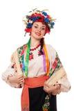 Портрет красивой женщины стоковое изображение