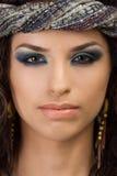Портрет красивой молодой азиатской женщины стоковое фото