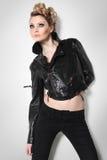 Портрет красивой молодой женщины Стоковая Фотография