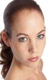 портрет красотки естественный Стоковое фото RF