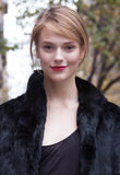 Портрет красоты Марты Streck фотомодели в Нью-Йорке Стоковые Фотографии RF