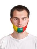 портрет людей Литвы Стоковое Изображение