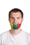 портрет людей Литвы Стоковые Фотографии RF