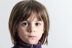 Портрет маленькой девочки Стоковая Фотография RF