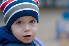 портрет мальчика милый маленький Стоковые Фото
