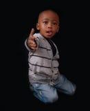 портрет мальчика милый Стоковая Фотография RF