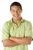 портрет мальчика подростковый Стоковые Фотографии RF