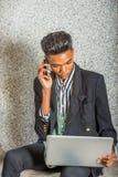 Портрет мальчика школы Стоковые Фотографии RF