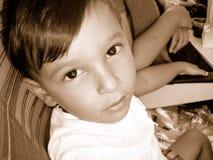 портрет мальчика Стоковые Фотографии RF