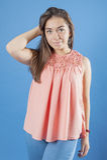 Портрет маленькой девочки с длинными волосами Стоковые Фотографии RF