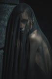 Портрет маленькой девочки Стоковая Фотография