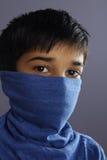 портрет мальчика индийский маленький стоковые изображения rf
