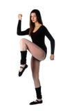 Портрет милой девушки фитнеса Стоковая Фотография RF